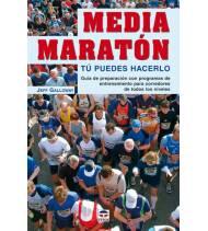 Media maratón. Tú puedes hacerlo