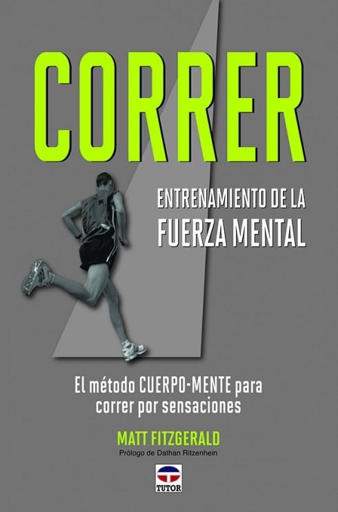 Correr Entrenamiento De La Fuerza Mental