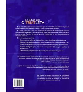 La Biblia del triatleta Entrenamiento 9788499100623 Joe FrielJoe Friel