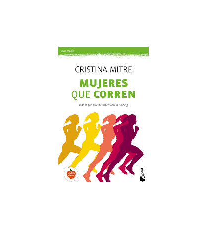Mujeres que corren Entrenamiento 9788499985282 Cristina Mitre
