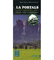 La Portals. Volta a Montserrat en BTT. Itinerarios por Collbató, el Bruc, Monistrol y Marganell