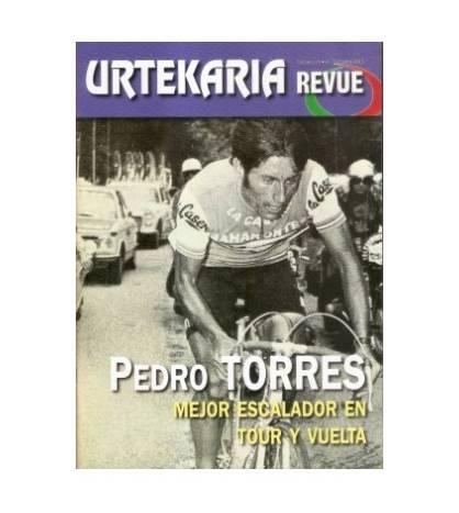Urtekaria Revue, num. 21. Pedro Torres Revistas Revue 21 Javier Bodegas