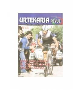 Urtekaria Revue, num. 26. Jose Luis Laguía, el ciclista de las 5 coronas Revistas Revue 26 Javier BodegasJavier Bodegas