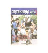 Urtekaria Revue, num. 26. Jose Luis Laguía, el ciclista de las 5 coronas