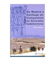 De Madrid a Santiago en bicicleta todoterreno