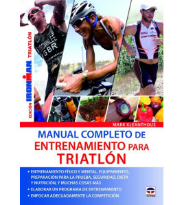 Manual completo de entrenamiento para triatlón