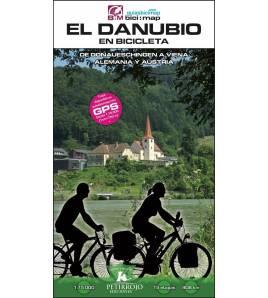 El Danubio en bicicleta Guías / Viajes 978-84-946687-5-3 Bernard Datcharry, Valeria H. Mardones