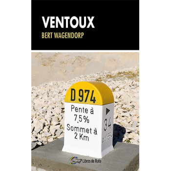 Ventoux (ebook) Ebooks 978-84-946928-8-8 Bert Wagendorp