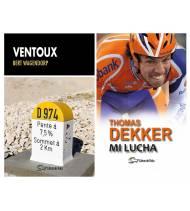 Pack promocional Thomas Dekker + Ventoux