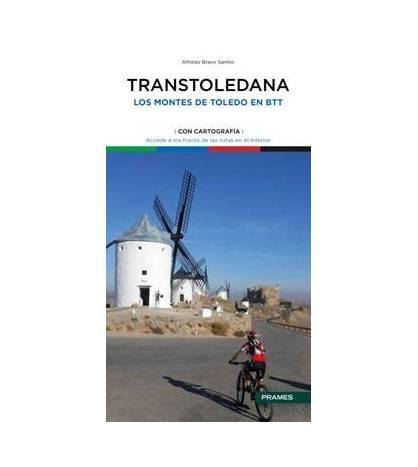 Transtoledana. Los montes de Toledo en BTT Guías / Viajes 978-84-8321-886-0 Alfredo Bravo Santos