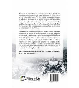 Una pulga en la montaña. La novela de Vicente Trueba Nuestros Libros 978-84-946928-5-7 Marcos PeredaMarcos Pereda
