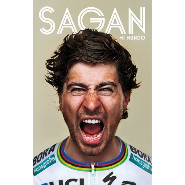 Mi Mundo. Sagan (ebook) Ebooks 978-84-949111-4-9 Peter Sagan