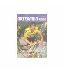 Urtekaria Revue, num. 31. David ETXEBARRIA, dos etapas en el Tour
