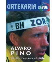 Urtekaria Revue, num. 32. Alvaro PINO, de Ponteareas al cielo.
