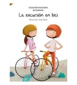 La excursión en bici. La frustración (colección emociones)