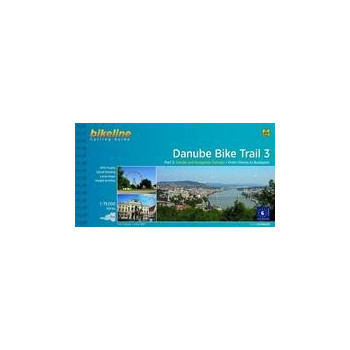 Danube Bike Trail Guide 3. Slovak and Hungarian Danube. From Vienna to Budapest Guías / Viajes 978-3-85000-212-7