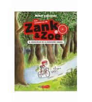 Las aventuras de Zank & Zoe. El monstruo de la montaña negra Infantil 978-84-17222-35-2 Mikel ValverdeMikel Valverde