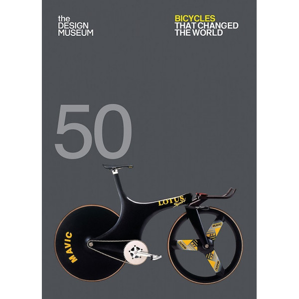 50 Bicycles that Changed the World Inglés 9781840917369 Alex Newson