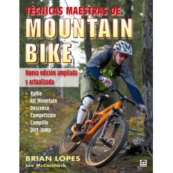 Técnicas maestras de mountain bike