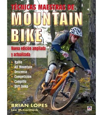 Técnicas maestras de mountain bike