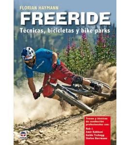 Freeride. Técnicas, bicicletas y bikeparks Entrenamiento 9788479028558 Florian Haymann