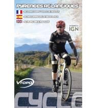 Pyrénées atlantiques / 40 parcours vélo de route / 40 recorridos en bicicleta