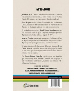 EL AFILADOR. Vol. 4 Nuestros Libros 978-84-120188-4-4