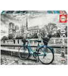 Puzzle Bicicleta cerca de Notre Dame de 500 Piezas Puzzles/Juegos de mesa 8412668184824