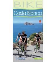 Bike Costa Blanca. Mapa cicloturista