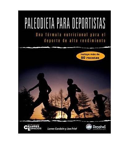 Paleodieta para deportistas Salud / Nutrición 9788498290943