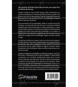 La carrera contra la Stasi Nuestros Libros 978-84-121780-2-9 Herbie SykesHerbie Sykes