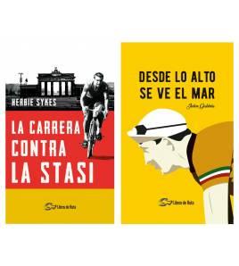 Pack promocional La carrera contra la Stasi + Desde lo alto se ve el mar