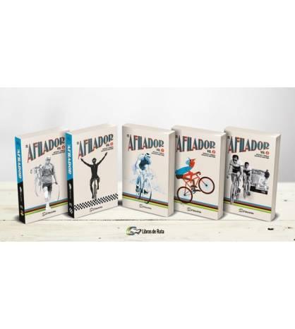 Pack promocional colección completa EL AFILADOR Packs en promoción Libros de Ruta