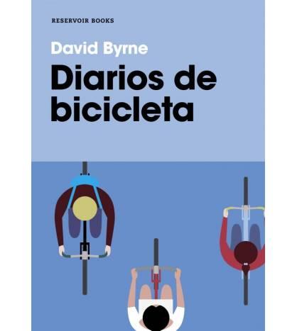 Diarios de Bicicleta Crónicas / Ensayo 9788417910105 David Byrne
