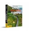 Atlas Ciclista de Europa. Las 350 rutas más bonitas recomendadas por STRAVA Guías / Viajes 978-84-9158-362-2