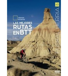 Las mejores rutas en BTT en Euskal Herria BTT 978-84-8216-724-4