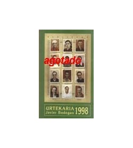 Urtekaria 1998 Anuarios 978-84-922395-1-1 Javier Bodegas