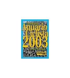 Urtekaria 2003 Anuarios 978-84-922395-7-3 Javier Bodegas