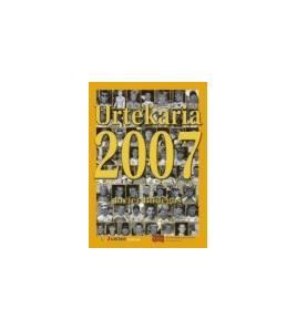 Urtekaria 2007 Anuarios 978-84-611-5512-5 Javier Bodegas