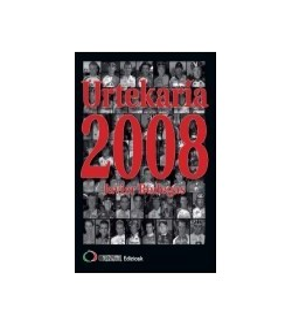 Urtekaria 2008 Anuarios 978-84-612-2495-1 Javier Bodegas
