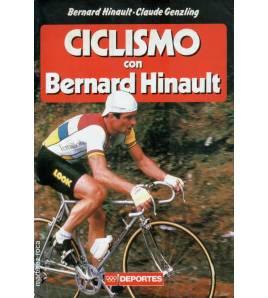 Ciclismo con Bernard Hinault Entrenamiento 978-8427011243 Bernard Hinault, Claude Genzling
