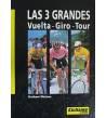 Las 3 Grandes. Vuelta, Giro, Tour Fotografía 978-8487812125 Graham Watson