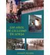 100 años de ciclismo en Soria Historia 84-7359-531-9 Joaquín Alcaide