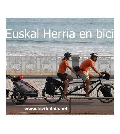 Euskal Herria en bici Guías / Viajes 978-84-934927-9-3 Mikel Bringas