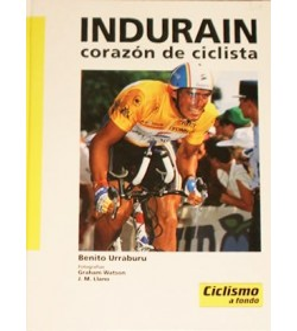 Indurain, corazón de ciclista