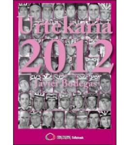 Urtekaria 2012 Anuarios 1889-4291 Javier Bodegas