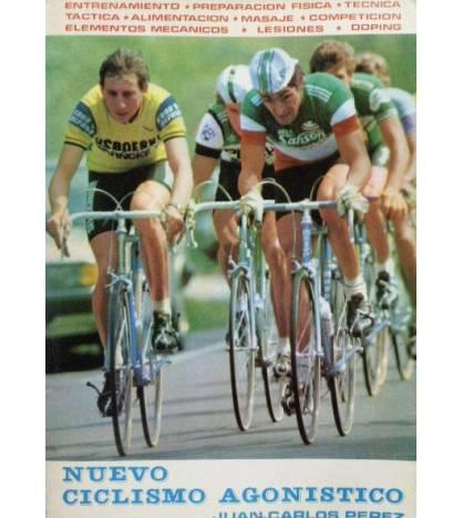 Ciclismo agonístico Crónicas / Ensayo 978-84-400-5455-5 Juan Carlos Pérez QueirugaJuan Carlos Pérez Queiruga