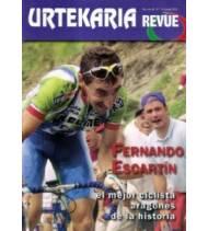 Urtekaria Revue, num. 8. Fernando Escartín, el mejor ciclista aragonés de la historia
