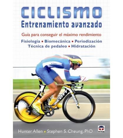 Ciclismo. Entrenamiento avanzado
