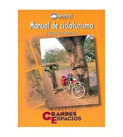 Manual de cicloturismo Librería online 978-8489969285 Juanjo Alonso